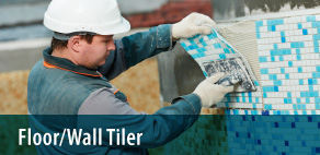 Floor / Wall Tiler Hazards & Controls