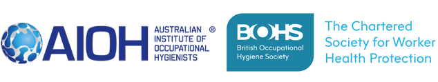Australian Institute of Occupational Hygienists and The Chartered Society for Worker Health Protection
